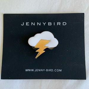 Jenny Bird cloud pin